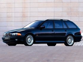 Ver foto 8 de BMW Serie 5 540i Touring E39 1997