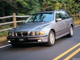 Ver foto 6 de BMW Serie 5 540i Touring E39 1997