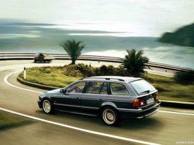 Ver foto 4 de BMW Serie 5 540i Touring E39 1997