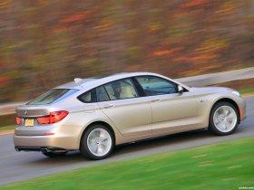 Ver foto 5 de BMW Serie 5 550i Gran Turismo USA F07 2009