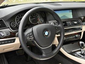Ver foto 7 de BMW Serie 5 550i Sedan USA F10 2010