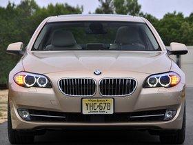 Ver foto 4 de BMW Serie 5 550i Sedan USA F10 2010