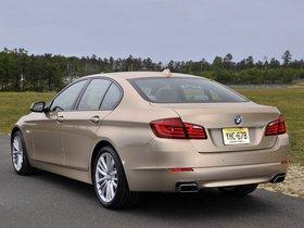 Ver foto 3 de BMW Serie 5 550i Sedan USA F10 2010