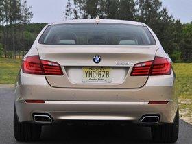 Ver foto 2 de BMW Serie 5 550i Sedan USA F10 2010