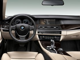 Ver foto 7 de BMW Serie 5 ActiveHybrid 2011