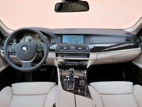 Ver foto 48 de BMW Serie 5 ActiveHybrid 2011