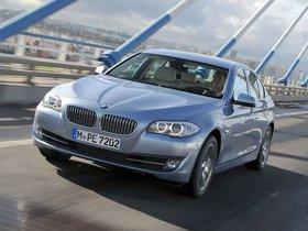 Ver foto 41 de BMW Serie 5 ActiveHybrid 2011