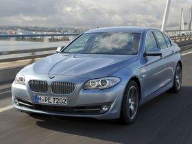 Ver foto 40 de BMW Serie 5 ActiveHybrid 2011