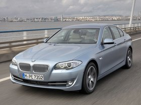 Ver foto 37 de BMW Serie 5 ActiveHybrid 2011