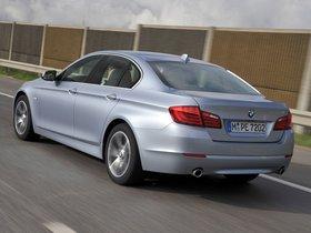 Ver foto 34 de BMW Serie 5 ActiveHybrid 2011