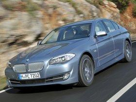 Ver foto 32 de BMW Serie 5 ActiveHybrid 2011