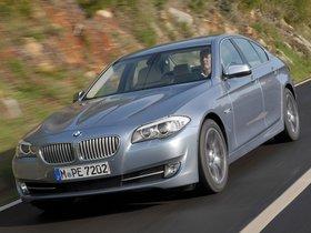 Ver foto 30 de BMW Serie 5 ActiveHybrid 2011
