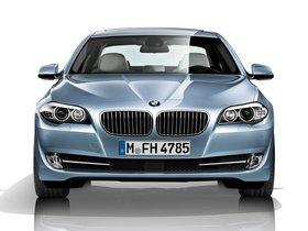 Ver foto 5 de BMW Serie 5 ActiveHybrid 2011