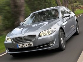 Ver foto 28 de BMW Serie 5 ActiveHybrid 2011