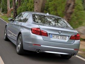 Ver foto 27 de BMW Serie 5 ActiveHybrid 2011