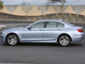 Ver foto 25 de BMW Serie 5 ActiveHybrid 2011