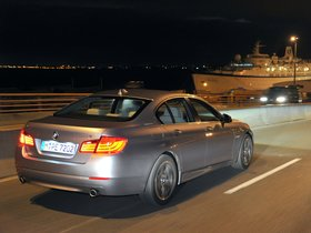 Ver foto 24 de BMW Serie 5 ActiveHybrid 2011