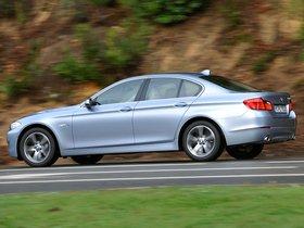 Ver foto 23 de BMW Serie 5 ActiveHybrid 2011