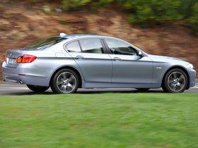 Ver foto 22 de BMW Serie 5 ActiveHybrid 2011