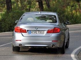 Ver foto 18 de BMW Serie 5 ActiveHybrid 2011