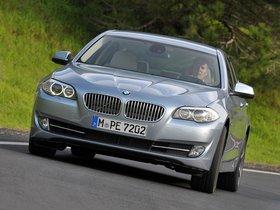 Ver foto 17 de BMW Serie 5 ActiveHybrid 2011