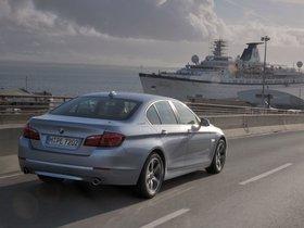 Ver foto 16 de BMW Serie 5 ActiveHybrid 2011