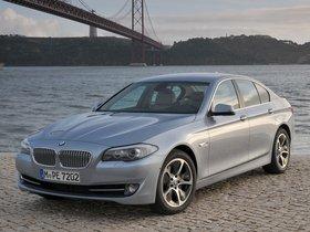 Ver foto 15 de BMW Serie 5 ActiveHybrid 2011