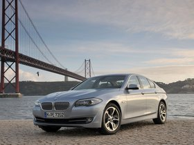 Ver foto 14 de BMW Serie 5 ActiveHybrid 2011