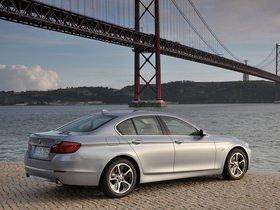 Ver foto 13 de BMW Serie 5 ActiveHybrid 2011