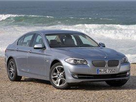 Ver foto 12 de BMW Serie 5 ActiveHybrid 2011