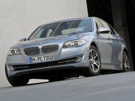 Ver foto 11 de BMW Serie 5 ActiveHybrid 2011