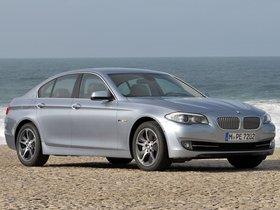 Ver foto 9 de BMW Serie 5 ActiveHybrid 2011