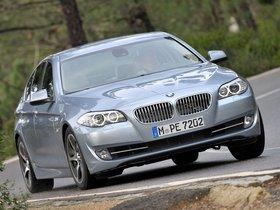 Ver foto 8 de BMW Serie 5 ActiveHybrid 2011