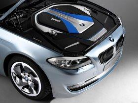 Ver foto 9 de BMW 5-Series ActiveHybrid Concept 2010
