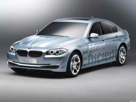 Ver foto 7 de BMW 5-Series ActiveHybrid Concept 2010