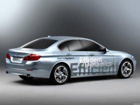Ver foto 6 de BMW 5-Series ActiveHybrid Concept 2010