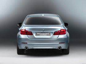 Ver foto 4 de BMW 5-Series ActiveHybrid Concept 2010