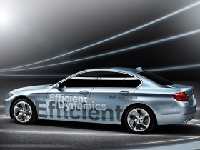 Ver foto 3 de BMW 5-Series ActiveHybrid Concept 2010