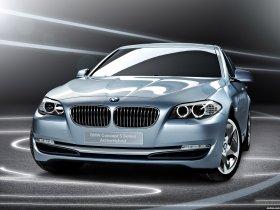 Ver foto 2 de BMW 5-Series ActiveHybrid Concept 2010