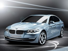 Fotos de BMW 5-Series ActiveHybrid Concept 2010