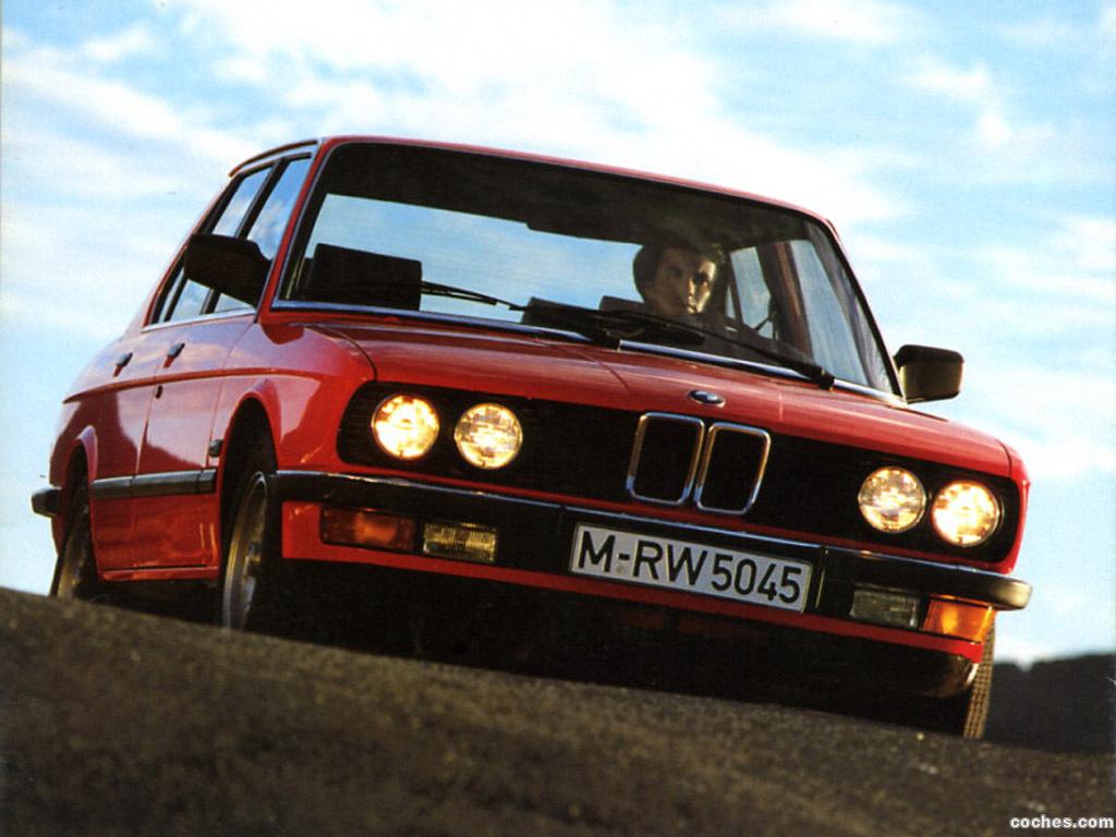 Foto 0 de BMW 5-Series E28 1981