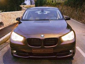 Fotos de BMW Serie 5 GT by Trussardi  2011