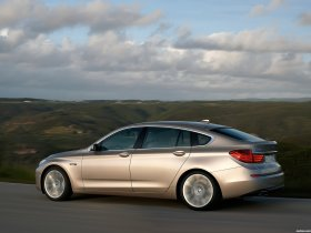Ver foto 21 de BMW Serie 5 Gran Turismo 2009