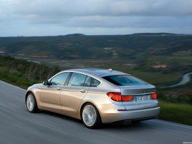 Ver foto 20 de BMW Serie 5 Gran Turismo 2009