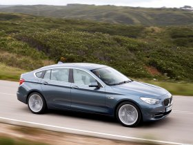 Ver foto 17 de BMW Serie 5 Gran Turismo 2009