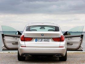 Ver foto 16 de BMW Serie 5 Gran Turismo 2009
