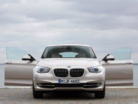Ver foto 15 de BMW Serie 5 Gran Turismo 2009