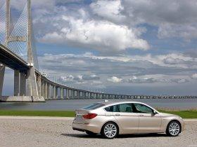 Ver foto 14 de BMW Serie 5 Gran Turismo 2009