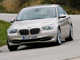 Ver foto 12 de BMW Serie 5 Gran Turismo 2009