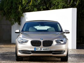Ver foto 11 de BMW Serie 5 Gran Turismo 2009